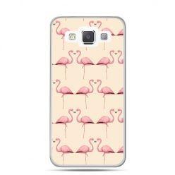 Galaxy J1 etui flamingi
