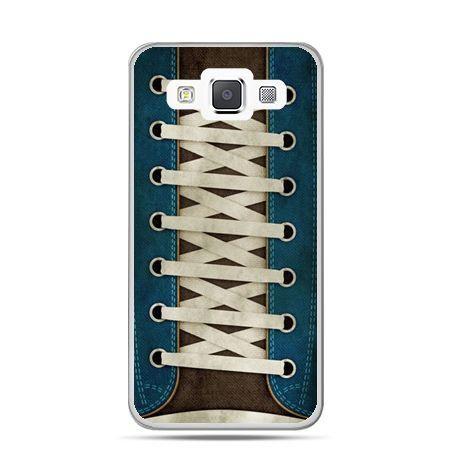 Galaxy J1 etui trampki ze sznurówkami