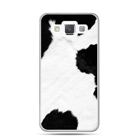 Galaxy J1 etui łaciata krowa