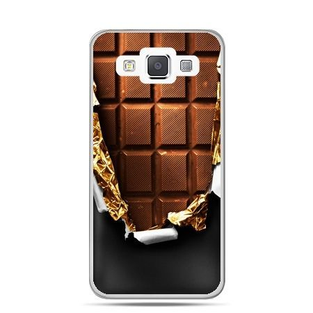 Galaxy J1 etui czekolada