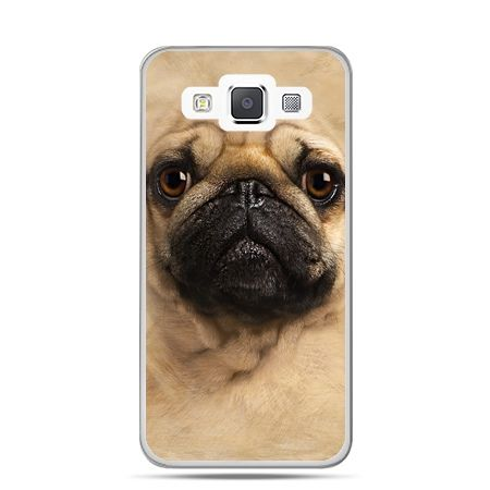 Galaxy J1 etui pies szczeniak Face 3d