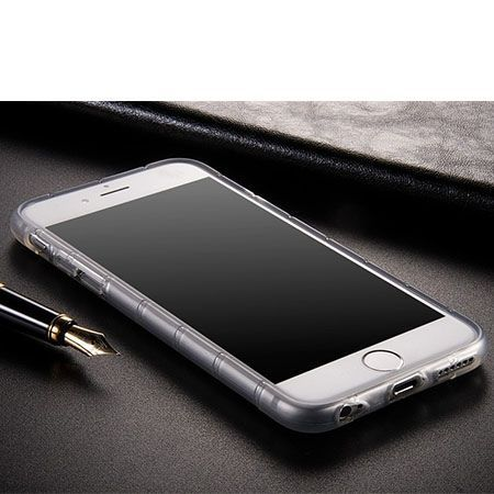 iPhone 6 / 6s CubeProtect etui silikonowe przezroczyste. PROMOCJA!!!