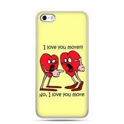 Walentynkowe etui I love you more!