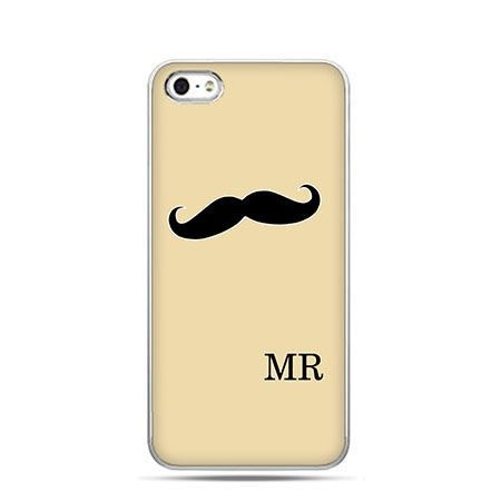 Mr mustache etui na walentynki.