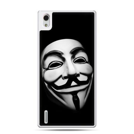 Huawei P7 etui maska Anonimus