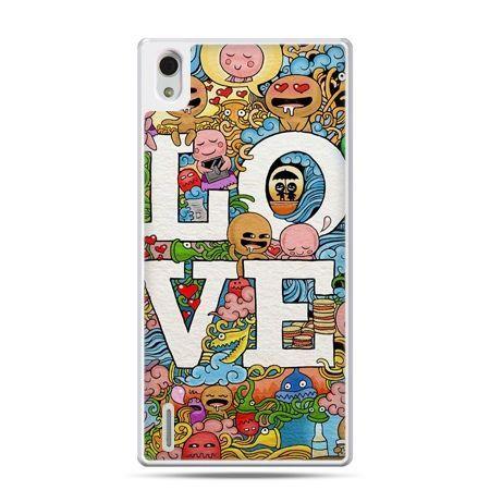 Huawei P7 etui LOVE