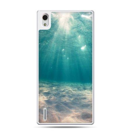 Huawei P7 etui pod wodą
