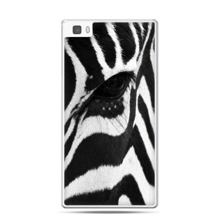 Huawei P8 etui zebra