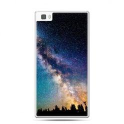 Huawei P8 etui droga mleczna