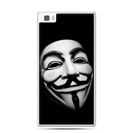 Huawei P8 etui maska Anonimus