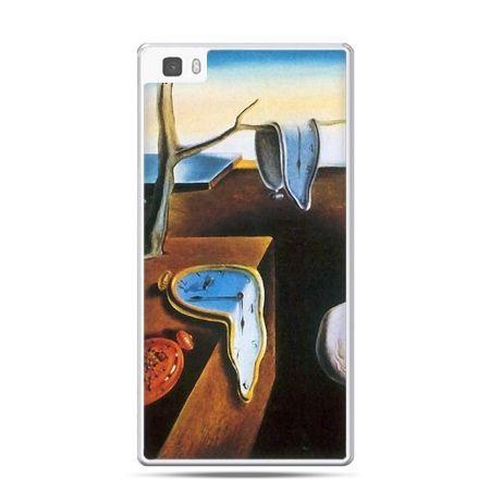 Huawei P8 etui zegary S.Dali
