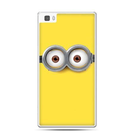 Huawei P8 etui oczy Minionka, Minionki