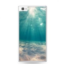 Huawei P8 etui pod wodą
