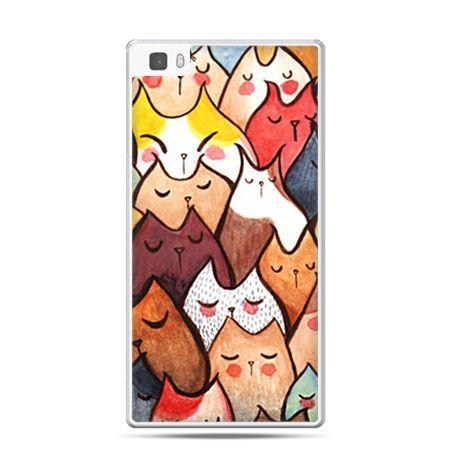 Huawei P8 etui koty