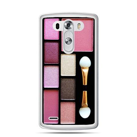 LG G4 etui zestaw do makijażu