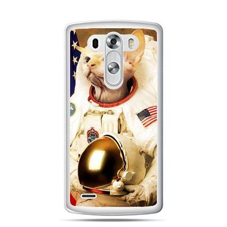 LG G4 etui kot astronauta