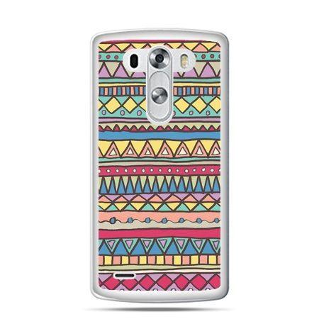 LG G4 etui Azteckie wzory