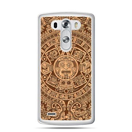 LG G4 etui Kalendarz Majów