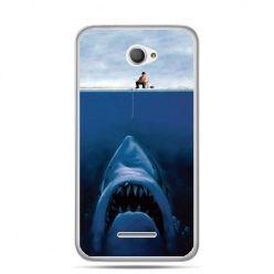 Xperia E4 etui złowić rekina