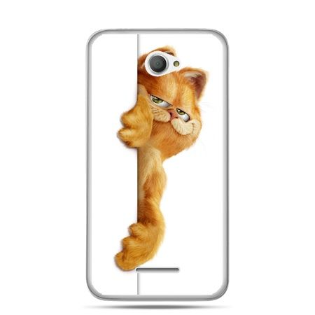 Xperia E4 etui Kot Garfield