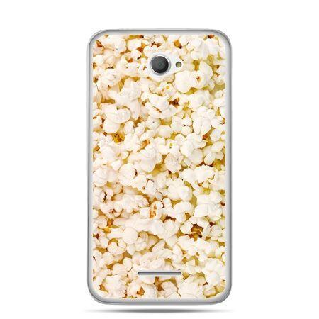 Xperia E4 etui popcorn