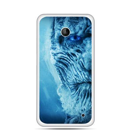 Nokia Lumia 630 etui Gra o Tron White Walker