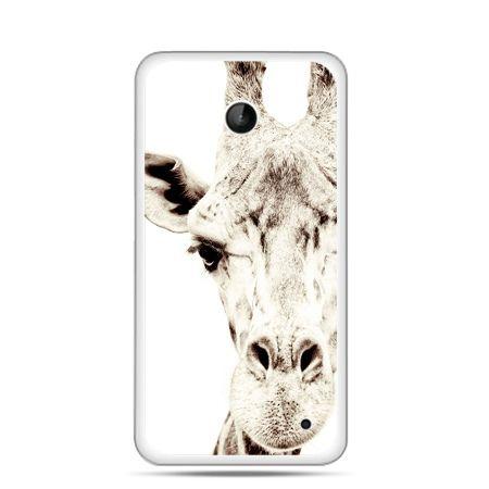 Nokia Lumia 630 etui żyrafa