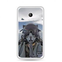 Nokia Lumia 630 etui pilot myśliwca