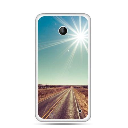 Nokia Lumia 630 etui słoneczna autostrada