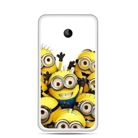 Nokia Lumia 630 etui Minionki