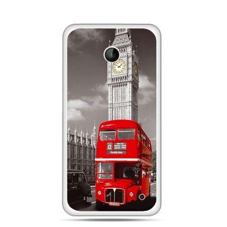 Nokia Lumia 630 etui czerwony autobus londyn