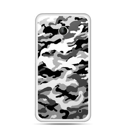 Nokia Lumia 630 etui moro czarno białe