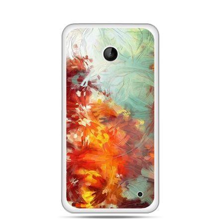 Nokia Lumia 630 etui kolorowy obraz