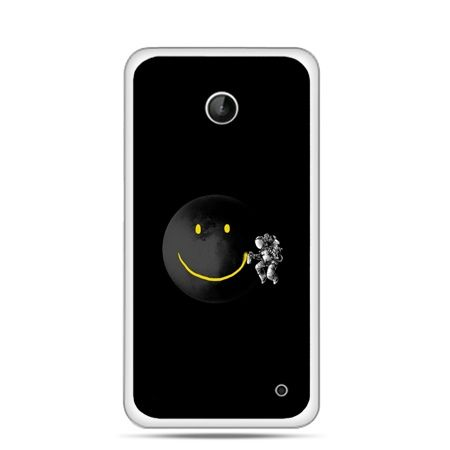 Nokia Lumia 630 etui uśmiechnięta planeta