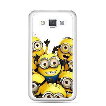Etui na Galaxy A5 Minionki