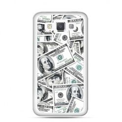 Etui na Galaxy A5 dolary banknoty
