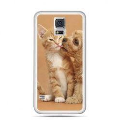 Samsung Galaxy S5 mini Jak pies i kot
