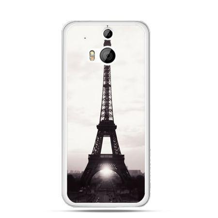Etui na HTC One M8 Wieża Eiffla