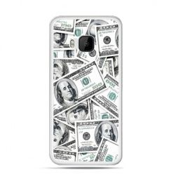 Etui na HTC One M9 dolary banknoty