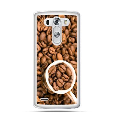 Etui na LG G3 kubek z kawą