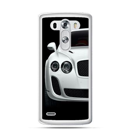 Etui na LG G3 Samochód Bentley