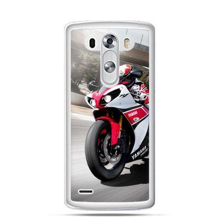 Etui na LG G3 Motocykl ścigacz