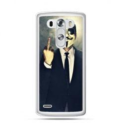Etui na LG G3 Anonimus Fuck You