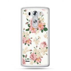 Etui na LG G3 Polne kwiaty