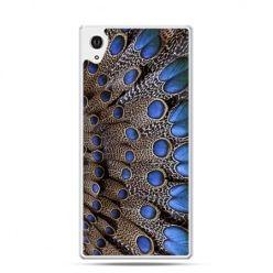 Etui Sony Xperia Z3 egzotyczne pióra