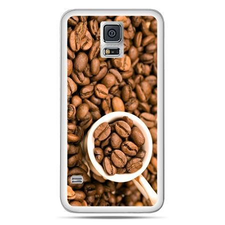 Galaxy S5 Neo etui kubek z kawą