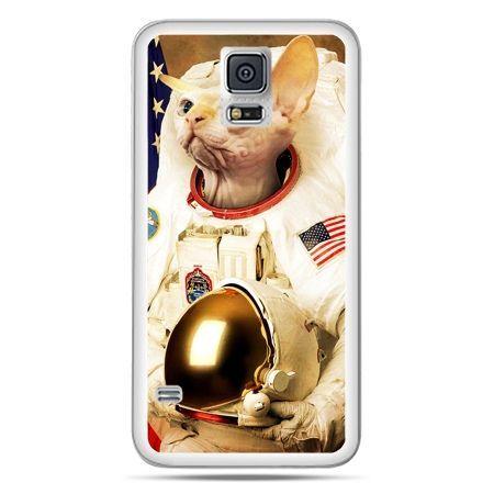 Galaxy S5 Neo etui kot astronauta