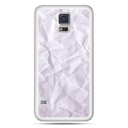 Galaxy S5 Neo etui pomięty papier