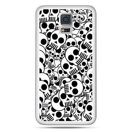 Galaxy S5 Neo etui czaszki