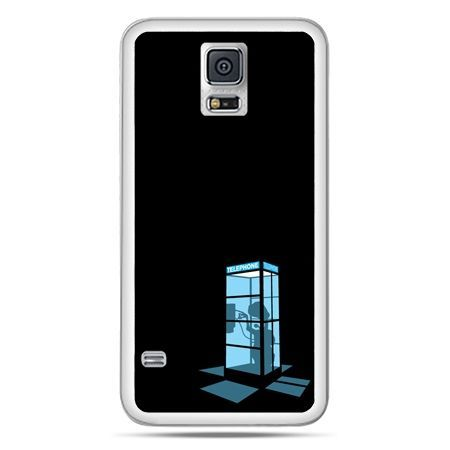 Galaxy S5 Neo etui nocna budka telefoniczna
